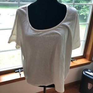 Size XXL Women's Mossimo Supply Co Short Sleeve Cr